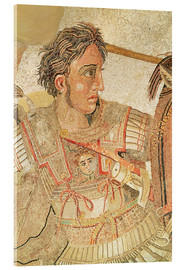 Acrylglas print  Alexander the Great - Roman