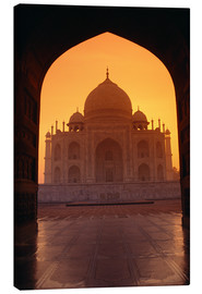 Canvas print  Taj Mahal - Richard Maschmeyer