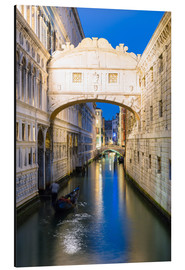 Aluminium print  Bridge of Sighs, Venice - Matteo Colombo
