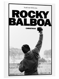 PVC print  Rocky Balboa - Entertainment Collection