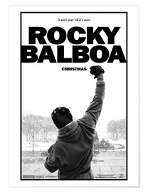 Premium poster  Rocky Balboa - Entertainment Collection