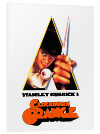 PVC print  A Clockwork Orange - Entertainment Collection