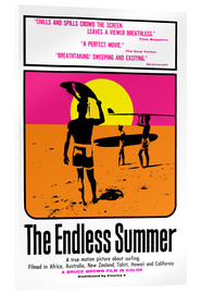 Acrylglas print  The Endless Summer - Entertainment Collection