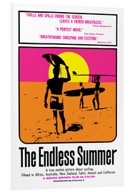 PVC print  The Endless Summer - Entertainment Collection