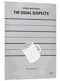 PVC print  The Usual Suspects - chungkong