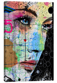 Canvas print  Five - Loui Jover