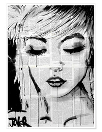 Premium poster  Feast of the senses - Loui Jover