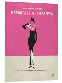 PVC print  Breakfast At Tiffany's - chungkong