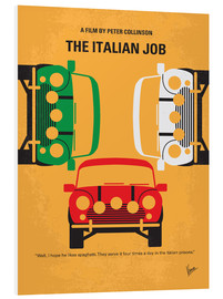 PVC print  The Italian Job - chungkong