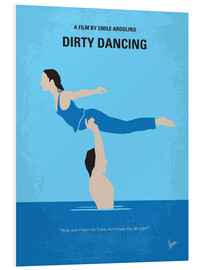 PVC print  Dirty Dancing - chungkong
