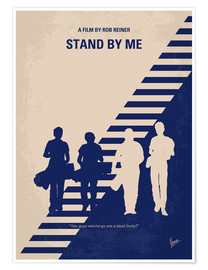 Premium poster  Stand by me - chungkong
