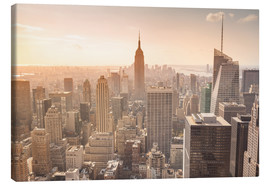 Canvas print  Empire State Building in New York