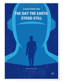 Premium poster The Day The Earth Stood Still