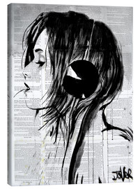 Canvas print  Super sonic - Loui Jover