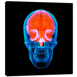 Canvas print  Artificial intelligence