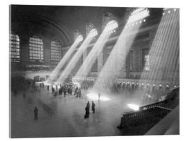 Acrylglas print  Grand Central Railroad Station