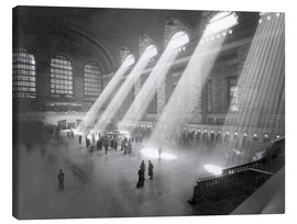 Canvas print  Grand Central Railroad Station