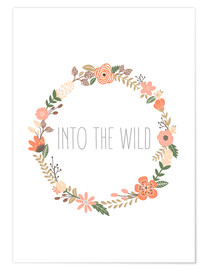 Premium poster  Into The Wild - Finlay and Noa