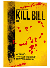 Acrylglas print  Kill Bill Vol. I - HDMI2K