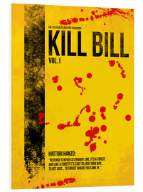 PVC print  Kill Bill Vol. I - HDMI2K