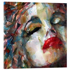 Acrylglas print  Last Chapter, Marilyn Monroe - Paul Lovering