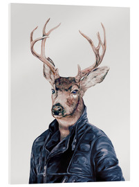 Acrylglas print  Deer - Animal Crew