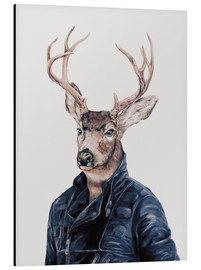 Aluminium print  Deer - Animal Crew