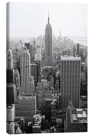 Canvas print  Wolkenkrabber in New York City, VS