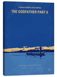 Canvas print  The Godfather Part II - chungkong