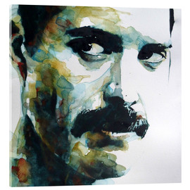 Acrylglas print  Freddie Mercury - Paul Lovering