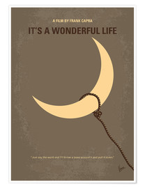 Premium poster  It's A Wonderful Life - chungkong