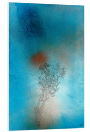 PVC print  The plant and its enemy - Paul Klee