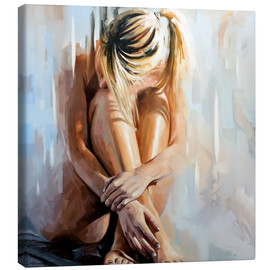 Canvas print  Reflect - Johnny Morant