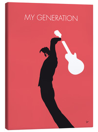 Canvas print  The Who - My Generation - chungkong