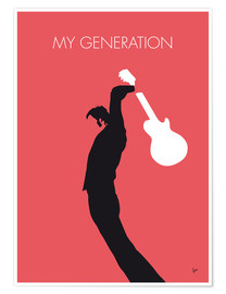 Premium poster The Who - My Generation