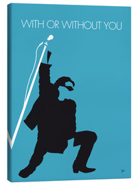Canvas print  U2 - With Or Without You - chungkong