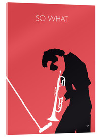 Acrylglas print  Miles Davis - So What - chungkong