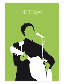 Premium poster Paul McMartney - Yesterday