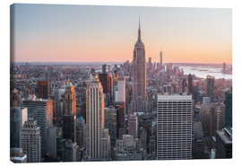 Canvas print  New York X - Rainer Mirau