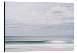 Aluminium print  Spirits Bay, Aupouri Peninsula - Matthew Williams-Ellis