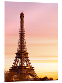 Acrylglas print  Beautiful Light in Paris - Mike Clegg Photography