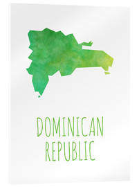 Acrylglas print  Dominican Republic - Stephanie Wittenburg