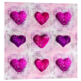 Acrylglas print  Pink Passion - Andrea Haase