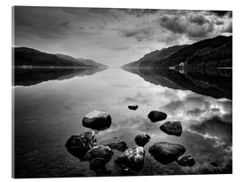 Acrylglas print  Loch Ness, Scotland - Martina Cross
