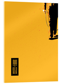 Acrylglas print  No country for old men - Fourteenlab