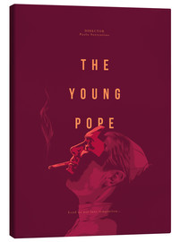 Canvas print  Young Pope - Fourteenlab