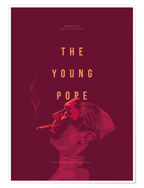 Premium poster Young Pope