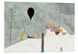 PVC print  Winter picture - Paul Klee