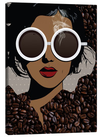 Canvas print  Coffee - ilaamen Pelshaw