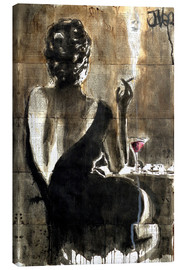 Canvas print  cocktail - Loui Jover